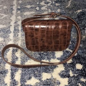 Urban Outfitters Crocodile Bag
